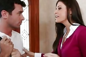 sexy d like to fuck india summer sucks cock and