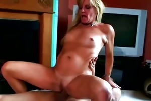 aged whore acquires cumhozed