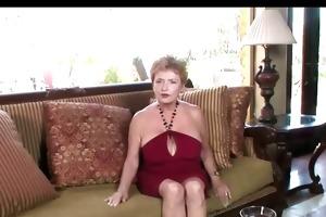 perverse granny gets lascivious