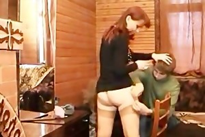 russian mother i fuck youthful legal age teenager