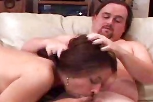 brunette hair mother i sucks jock on camera