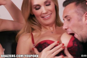 brazzers - julia ann - double your fun