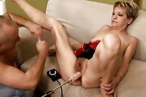 Granny sex machine