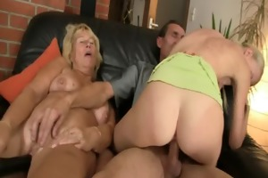 threesome with her bfs parents