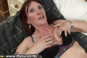 horny old mama showing part4