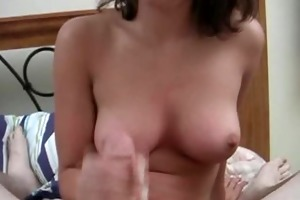 wild mother i gives astounding titjob