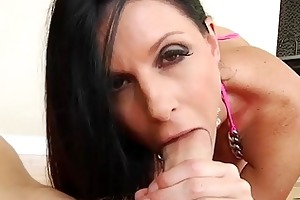 hawt d like to fuck india summer gives three-some