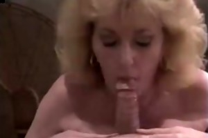aged woman kitty fox likes younger fellows