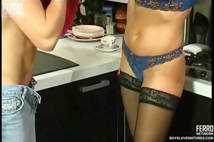 sexy older mother i acquires screwed