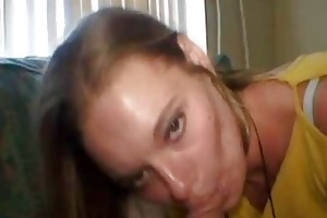 aged crackhead sucks cock with her experienced