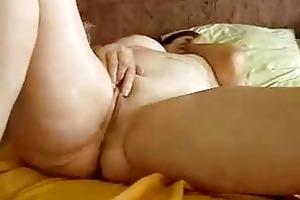 masturbation of 55 years grandmother peggy