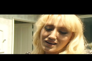 lewd golden-haired mother i alana evans bonks her