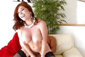 hawt mom brittany oconnell receives her cunt