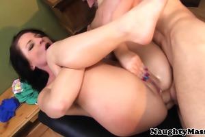 lewd pornstar casey cumz anal act