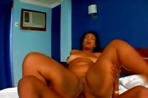 massive gazoo latin babe mother i drilled