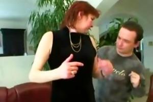 slutty russian grandmother
