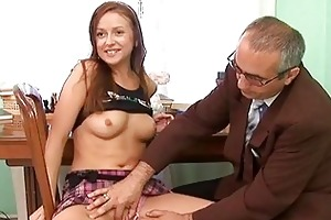 oral sex for older teacher