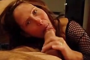 hawt mother i gives oral-job and rides pounder