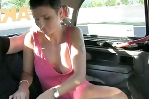 breasty d like to fuck gangbanged the driver of