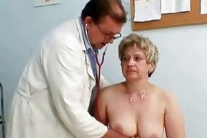 older ruzena gyno fetish clinic...