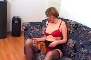 admirable nipps mature in nylons copulates