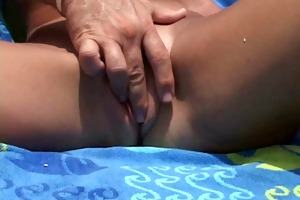 shlong eager cougars suck wang in public