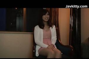 misbehaving japanese wife