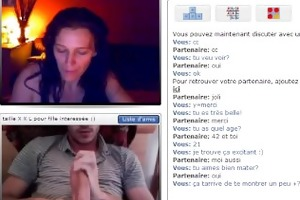 chatroulette amazing exposed mature fac