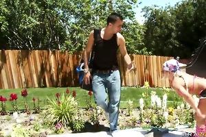 the knob hungry gardener