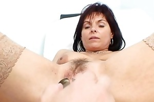stylish d like to fuck doxy acquires her old fur