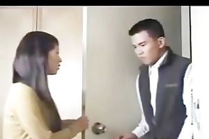 chinese housewife and salesman