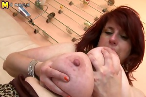 large titted older mamma needs a worthy fuck