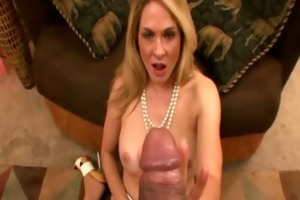 chic mother i sucks pounder then cum on her