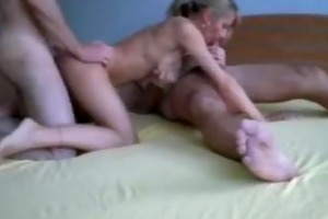 blond mother i banged at home