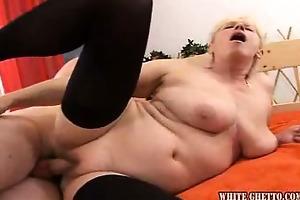 i want to cum inside your grandma #03