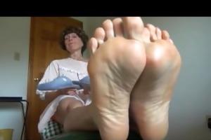 older feet joi