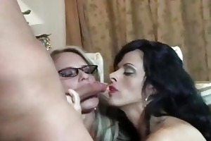 hot mommy-friend-son some