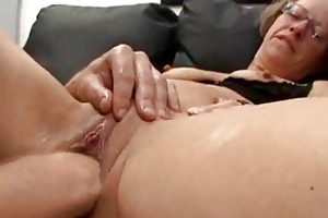 muff fucking and fisting with anal hard
