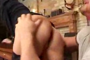 geman floozy drilled whilst wearing pantyhose