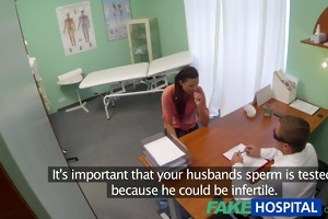 fakehospital doctor seduces juvenile wife during