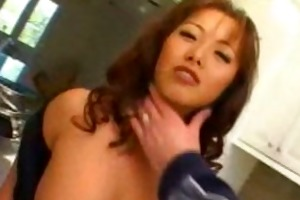 constricted oriental d like to fuck nailed in all