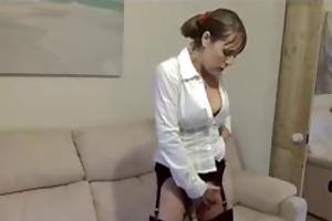 british d like to fuck satisfied in dark nylons