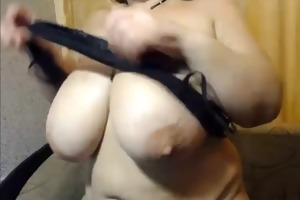 super sexy mature big beautiful woman on cam.