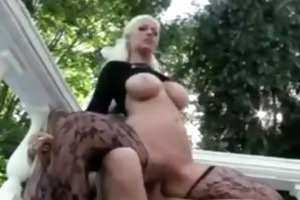 german blond mama hot fuck