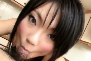 raunchy haruna katou finds her pretty face