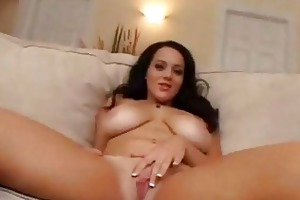 d like to fuck with massive melons acquires her