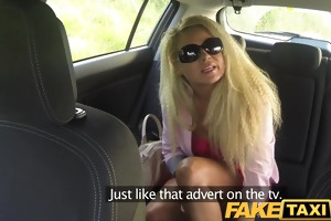 faketaxi golden-haired d like to fuck with a