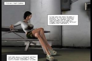 3d comic freehope