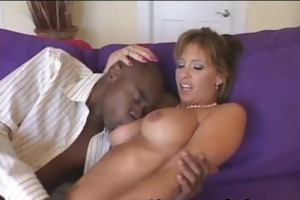 d like to fuck acquires ahold of a huge darksome