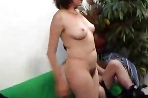 mature hairy mother i engulfing and fucking